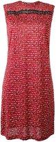 Bottega Veneta printed dress - women - Cotton/Polyamide/Spandex/Elastane - 40