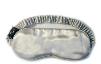 Slip Silk Pillowcase Slip Pure Silk Sleep Mask Silver