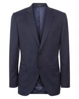 Jaeger Wool Pinstripe Regular Jacket