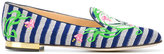 Charlotte Olympia Amour slippers