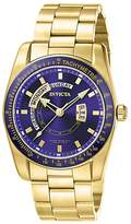Invicta Men's 6321 II Collection 18k Gold Plated Stainless Steel Watch