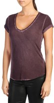 Paige Women's Charlie V-Neck Tee