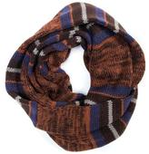 Muk Luks Men's Reversible Eternity Scarf