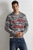 Tailgate Oklahoma Camo Sweatshirt