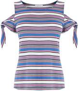 Oasis CALIFORNIA STRIPE TEE