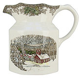 Johnson Bros. Friendly Village 64-Oz. Large Pitcher