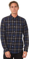 RVCA Looks Ls Mens Shirt Black