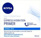 Nivea Daily Essentials Express Hydration Primer Normal & Combination Skin 50ml