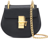 Chloé Mini Drew Shoulder Bag - Black