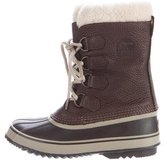 Sorel Caribou Ankle Boots