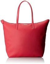 Lacoste Women's Concept Travel Shopping Bag