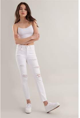 Garage Retro High Rise Ankle Jegging- FINAL SALE