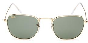 Ray-Ban Unisex Frank Square Sunglasses, 51mm