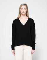 Oversized Varsity Sweater
