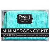 Pinch Provisions Minimergency Kit For Her, Mint
