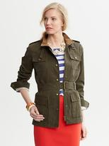 Banana Republic Heritage Field Jacket