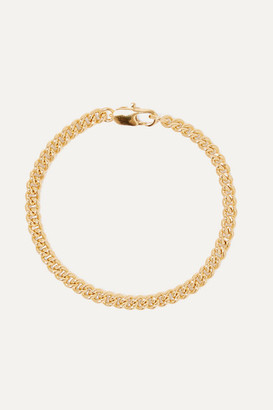 Laura Lombardi Curb Gold-plated Bracelet - one size