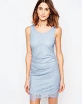 Vila Lasso Lace Bodycon Dress