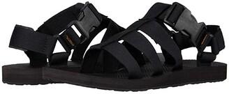 Teva Original Dorado (Black) Men's Shoes