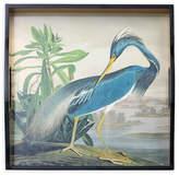 Caspari Audubon Birds Heron Tray