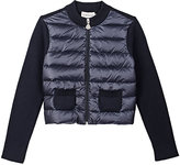 Moncler DOWN-QUILTED CARDIGAN