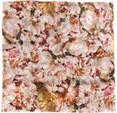 Faliero Sarti floral print scarf - women - Silk/Modal - One Size