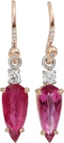 Irene Neuwirth JEWELRY Limited Edition Pink Tourmaline Earrings