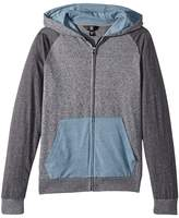 Volcom Wowzer Hooded Zip Hoodie Boy's Sweatshirt
