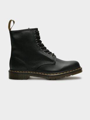 Dr. Martens Unisex 1460 Lace-Up Boots in Nappa Black Leather