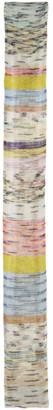 Missoni Multicolor Knit Stripe Scarf