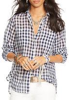Denim & Supply Ralph Lauren Checked Utility Shirt