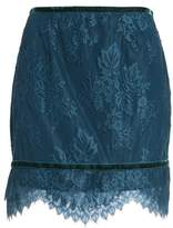 Lovers + Friends Women's Sia Lace Skirt