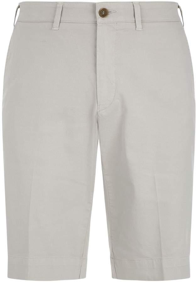 Canali Cotton Shorts