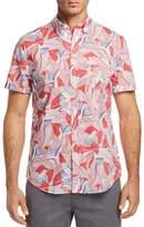 Vineyard Vines Floral Slim Fit Button-Down Shirt