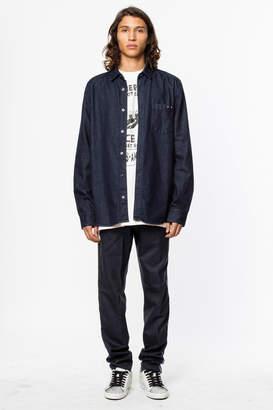 Zadig & Voltaire Stan Brut shirt