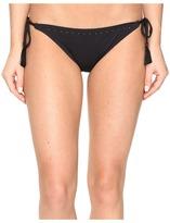 Vince Camuto Pacific Coast Studded String Bikini Bottom