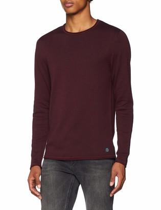 Blend Men's 20707342 Slim Fit Long Sleeve Jumper
