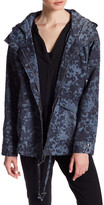 Lucky Brand Woven Printed Jacket