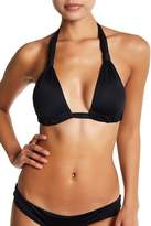 Vitamin A Neutra Halter Bikini Top