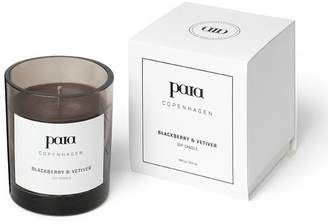 Paia Copenhagen - Blackberry Vetiver Soy Luxury Candle