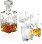 "Bormioli Selecta"" 7-Piece Whiskey Glassware Set"