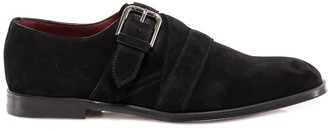 Dolce & Gabbana Monk Strap Detail Shoes