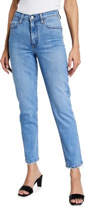 Nobody Denim Kennedy Straight-Leg Jeans