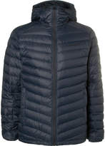 Peak Performance - Frost Quilted Shell Hooded Down Jacket