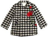 Péro Reversible Wool Flannel Coat