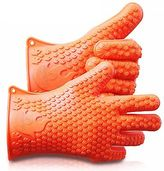 Martha Stewart Ekogrips Max Heat Silicone Bbq Grill Oven Gloves-best Heat Protection Sgut Grms