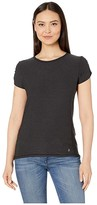 Royal Robbins Tech Travel Tee (Jet Black) Women's T Shirt