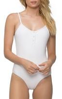 Tavik Women's Lila Ribbed One-Piece Swimsuit