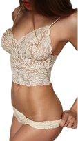 Joyi Women Sexy Lace Slim Lingerie Set Nightwear Badydoll Plus