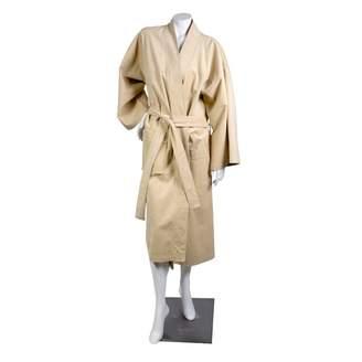Halston Beige Synthetic Coats